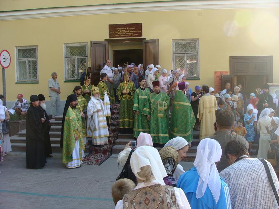 Крестный ход Пермь — Белая гора начался - фото 12