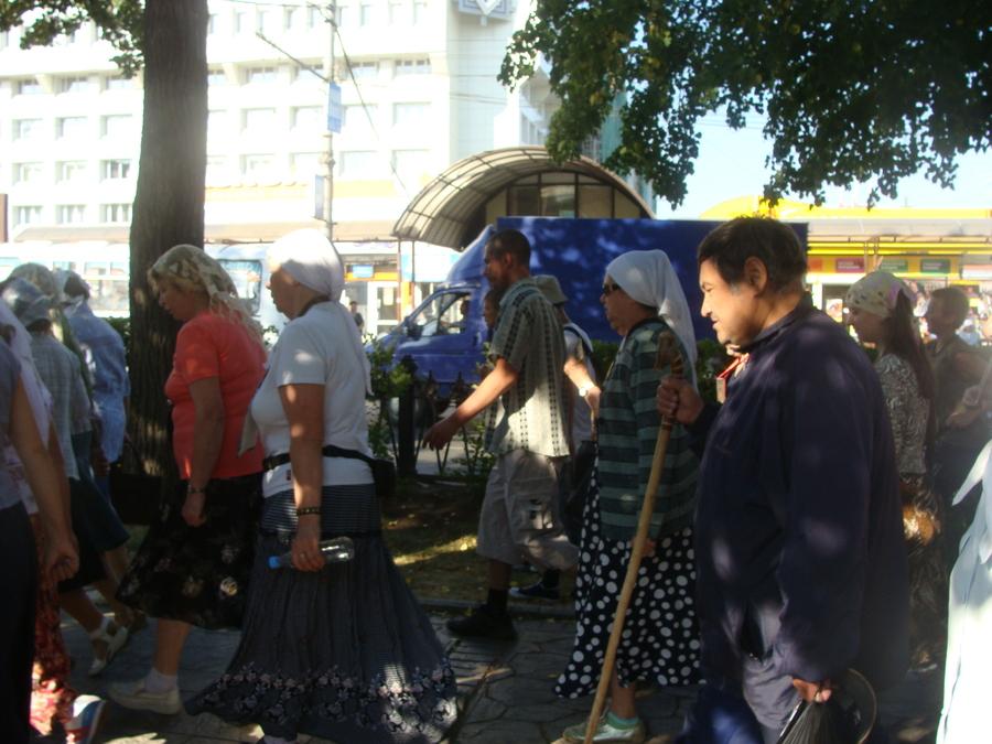 Крестный ход Пермь — Белая гора начался - фото 23