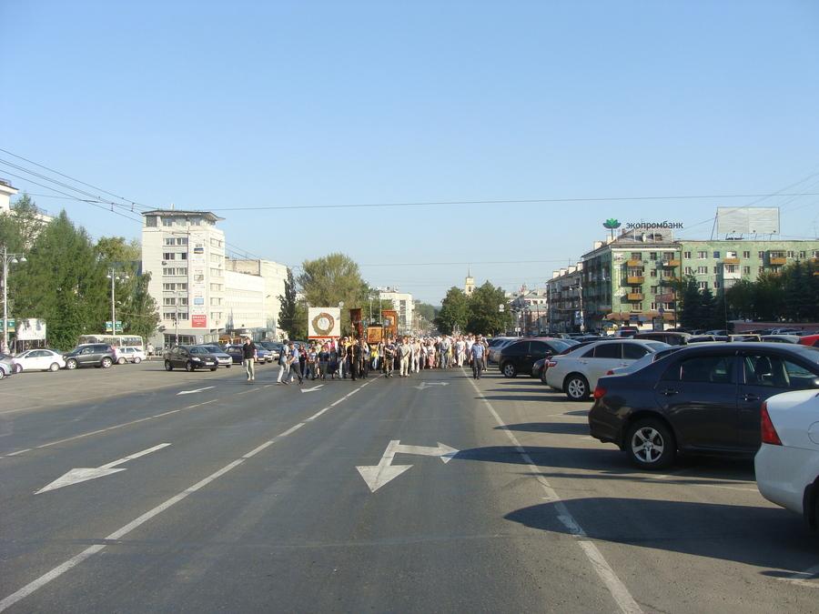 Крестный ход Пермь — Белая гора начался - фото 32