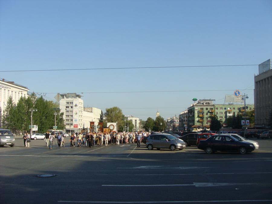Крестный ход Пермь — Белая гора начался - фото 33