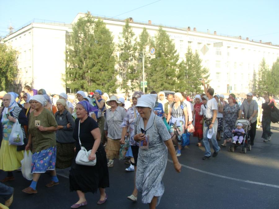 Крестный ход Пермь — Белая гора начался - фото 35