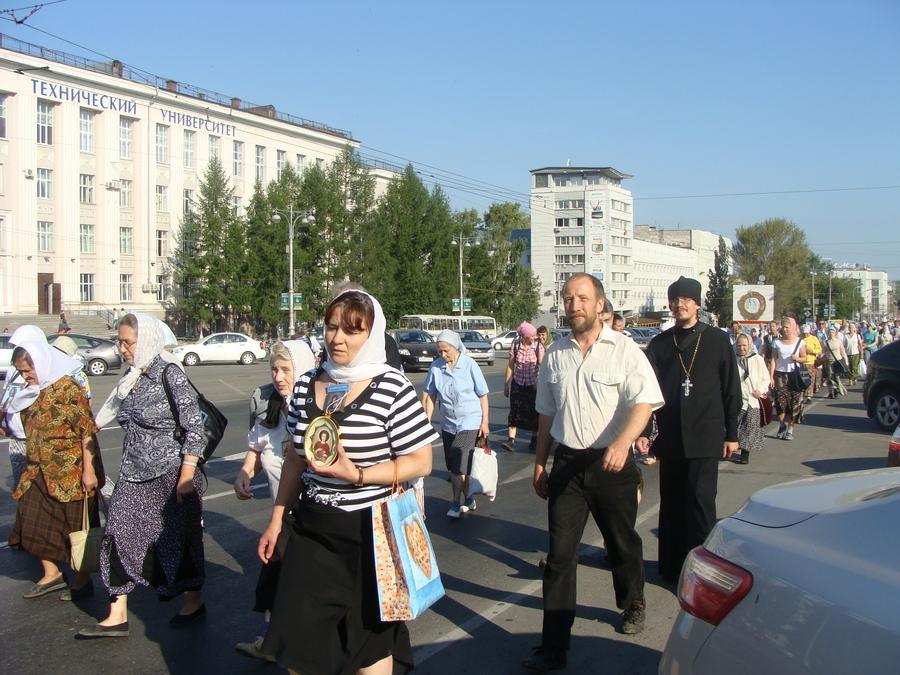 Крестный ход Пермь — Белая гора начался - фото 39