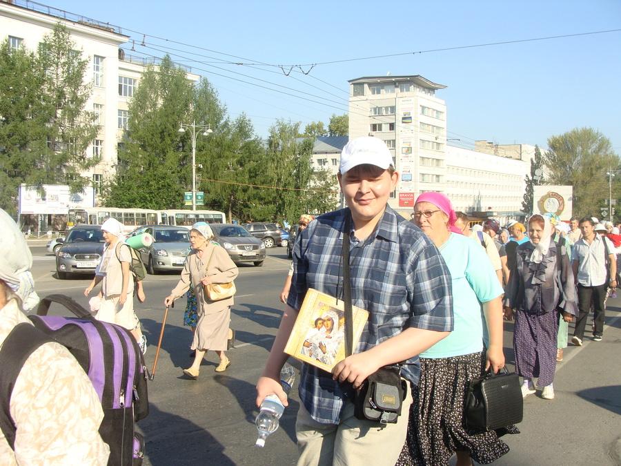 Крестный ход Пермь — Белая гора начался - фото 42