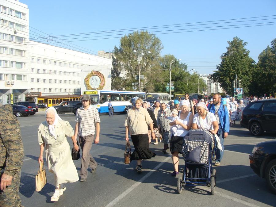 Крестный ход Пермь — Белая гора начался - фото 45