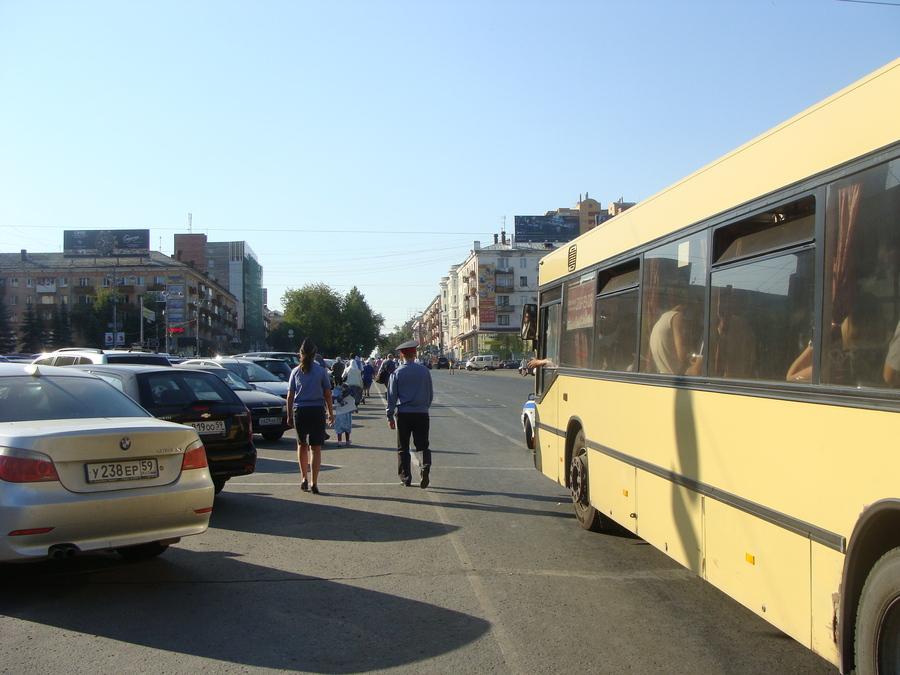 Крестный ход Пермь — Белая гора начался - фото 49