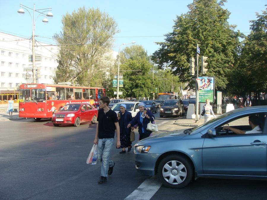 Крестный ход Пермь — Белая гора начался - фото 50