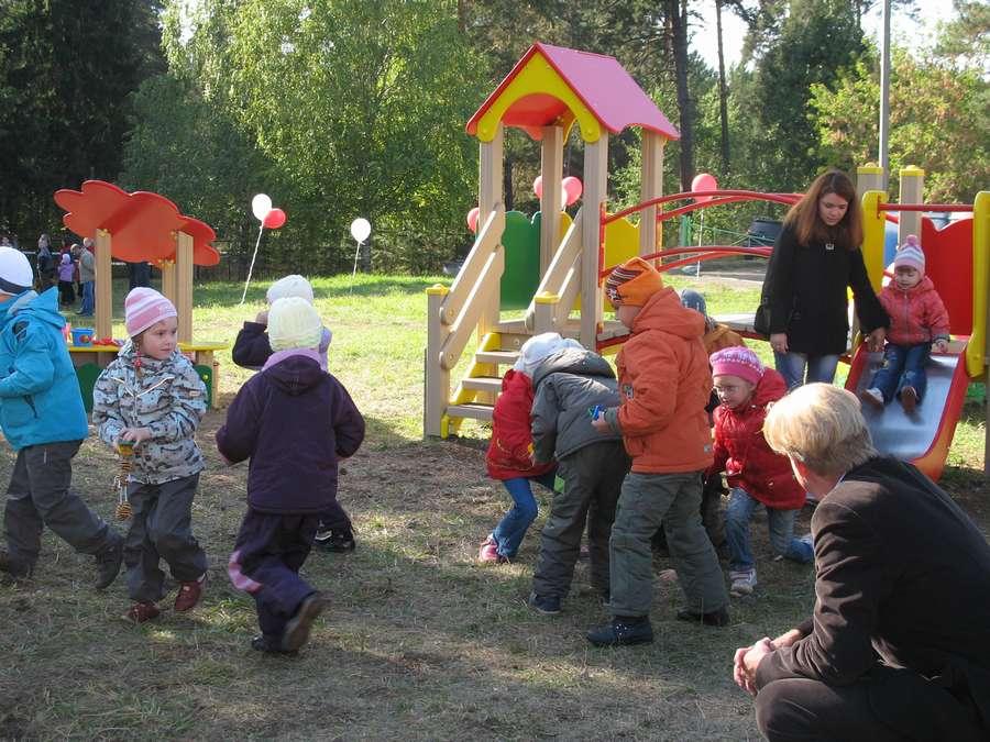 Германская фирма «Хенкель» открыла в Перми площадку для детей