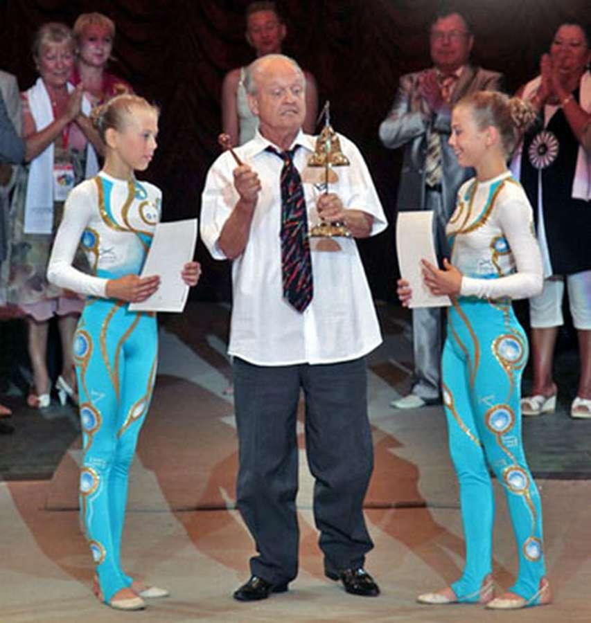 Пермская «Грация» покорила «Цирковой Олимп». - фото 1