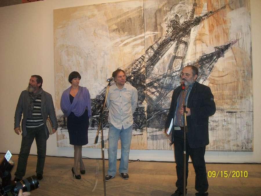 В Перми открылась выставка «самого художественного художника»