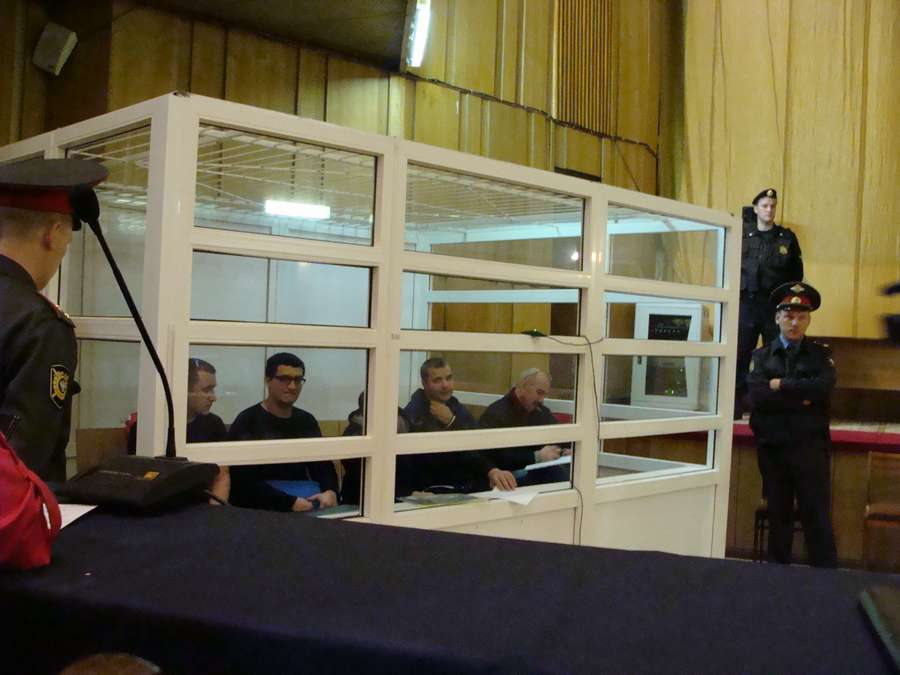 Сегодня в Перми продолжен судебный процесс по делу о «Хромой лошади»