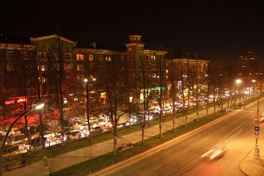 В Перми прошел тихий бунт автолюбителей