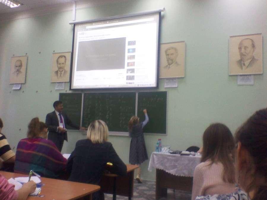 В Перми сегодня учились говорить по-гречески