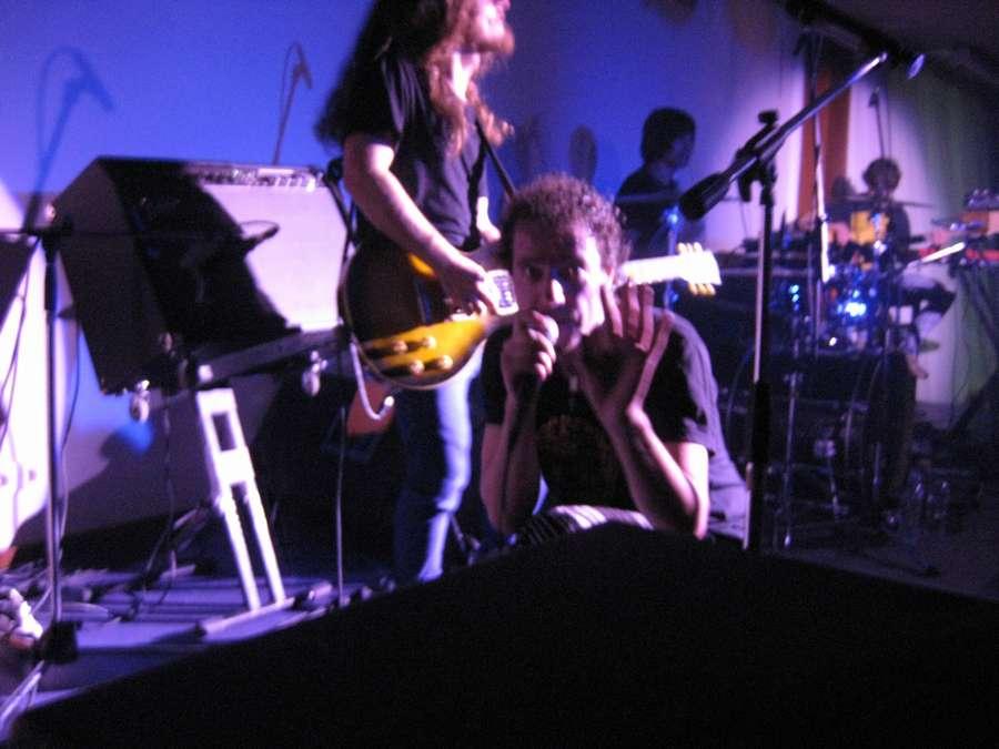 В Перми у Животного джаза отобрали барабанные палочки - фото 4