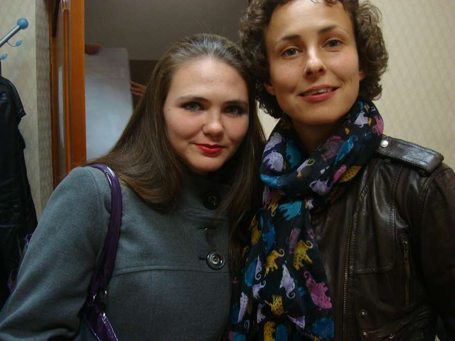 Би 2 и Юлия Чичерина зажигали в Перми - фото 1