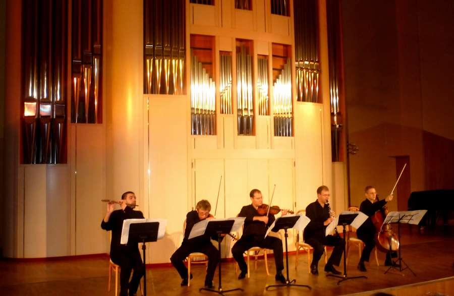 В Перми состоялся русско-французский музыкальный диалог