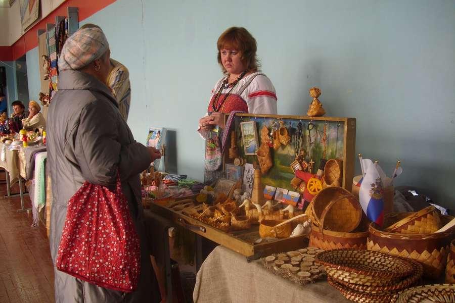 В Соликамске прошла ярмарка