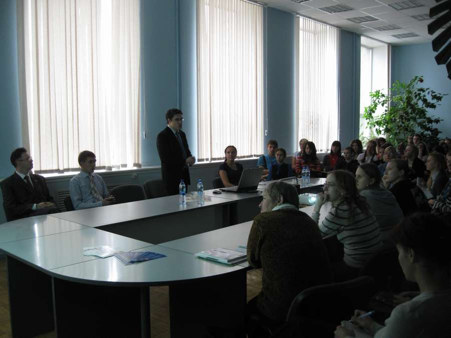 Культурный обмен «Пермь – США»