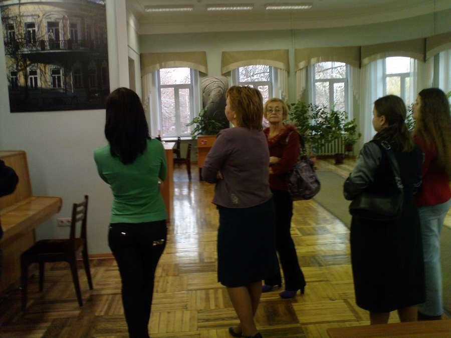 В Перми вчера открылись все тайны Пушкинки