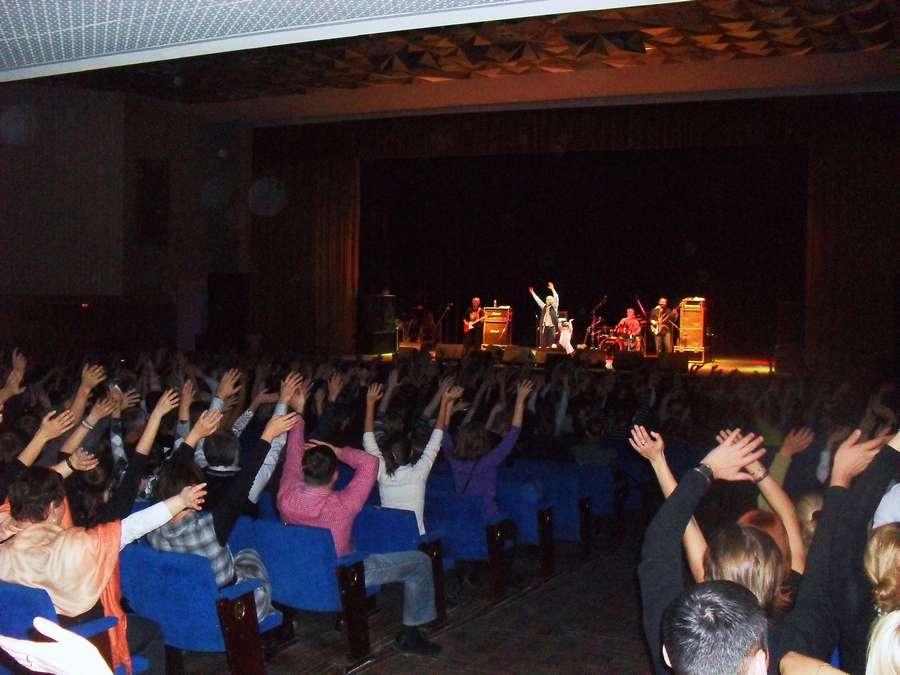 «ЧАЙФ» зажег в зале Пермской филармонии - фото 1