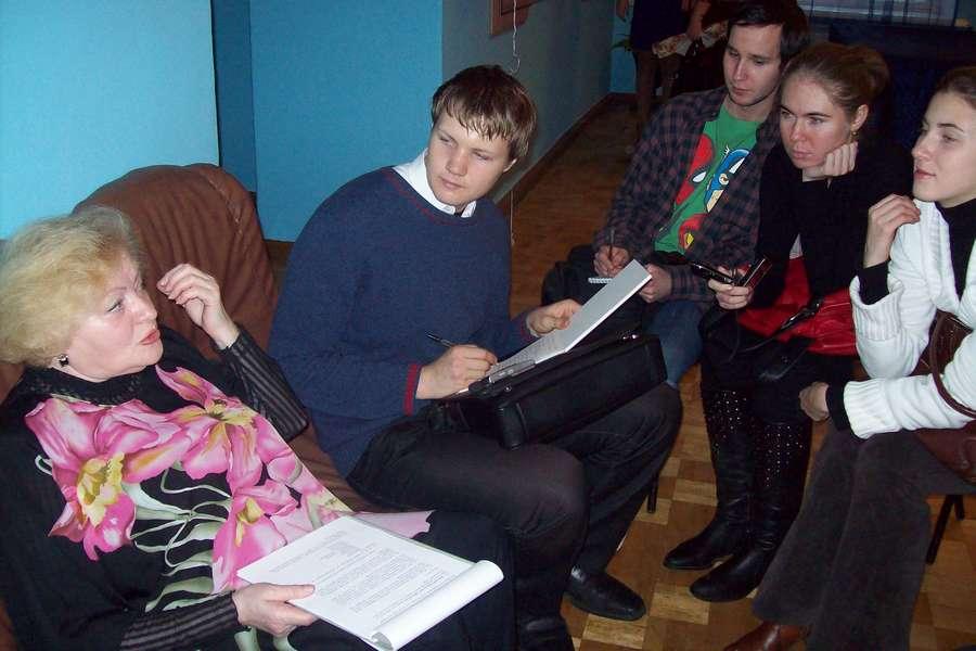 В Перми выбрали лучшую театральную семью