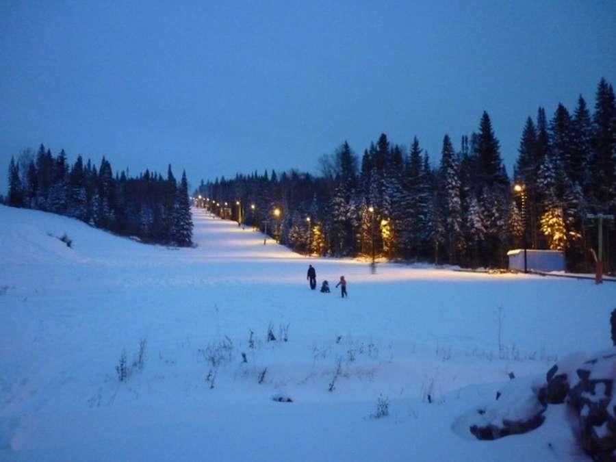 В Пермском крае горнолыжники открыли сезон
