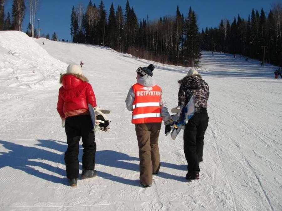 В Пермском крае горнолыжники открыли сезон - фото 3