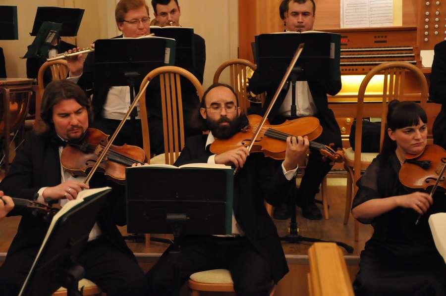 Вчера в органном зале Перми музыка смешалась с кино - фото 1