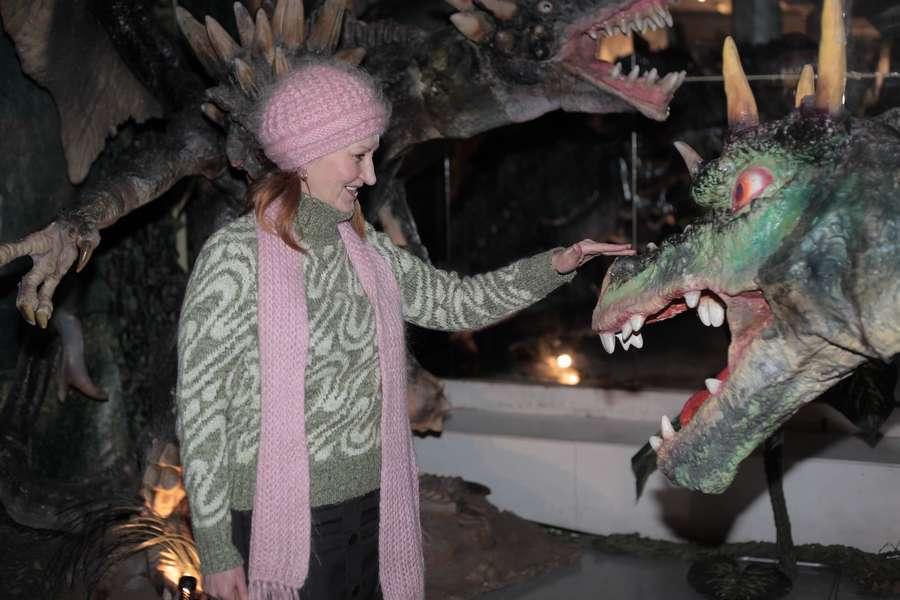 Пермяки узнали, как приручить дракона - фото 13