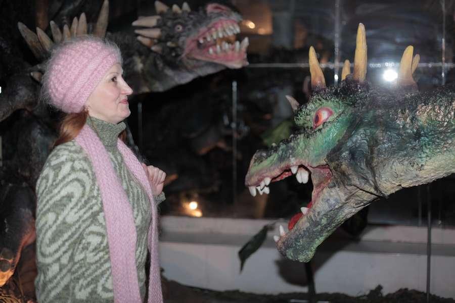 Пермяки узнали, как приручить дракона - фото 14