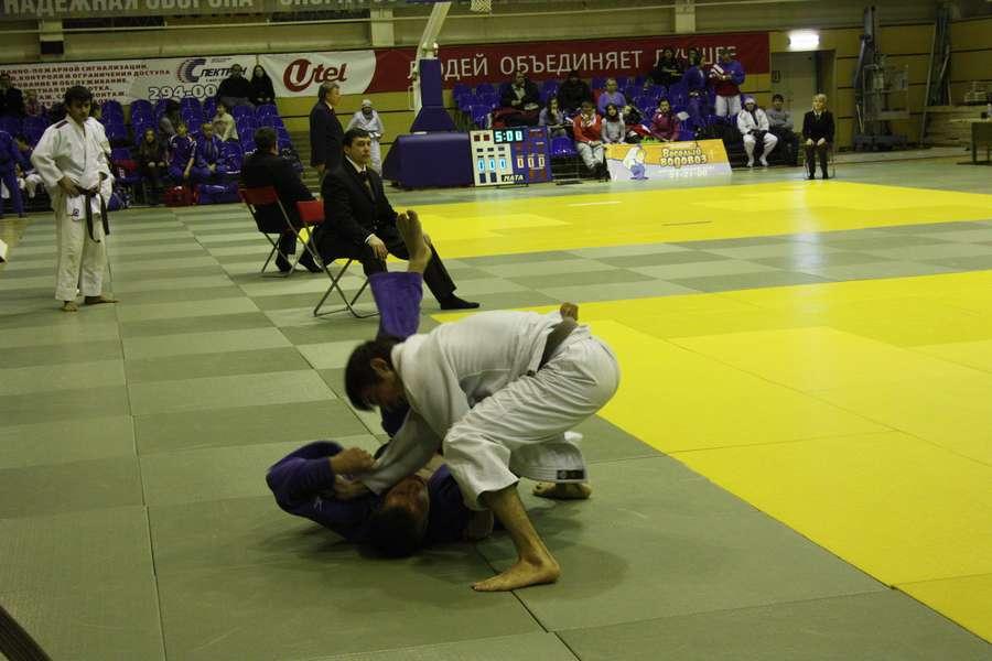 Пермские дзюдоисты почтили память заслуженного тренера России - фото 3