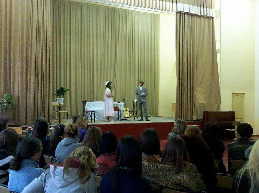 Островский на сцене пермской школы