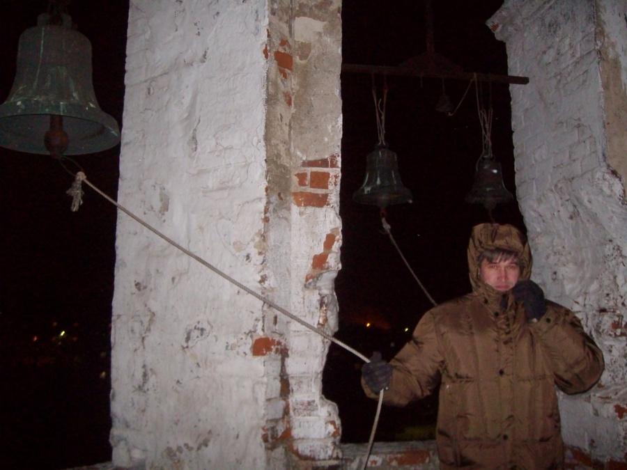 В соликамском монастыре идут рождественские богослужения - фото 1