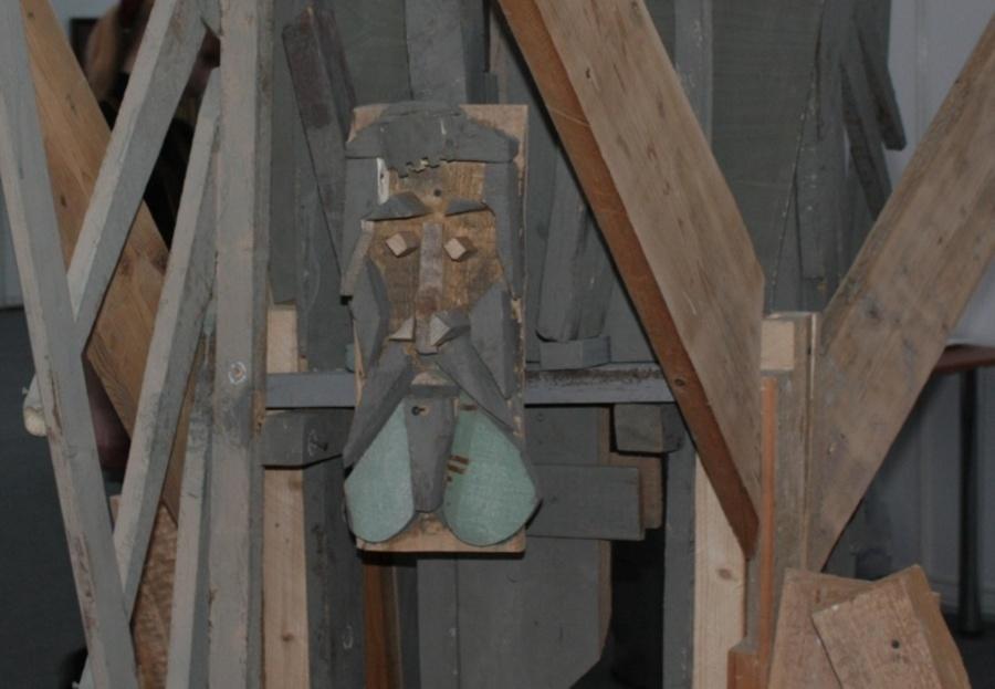 Пермские художники «убили» Марата Гельмана его же оружием