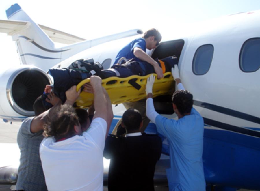 Травмированного пермского туриста доставили из Египта за счет бюджета