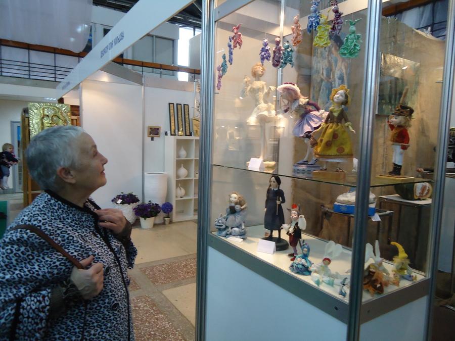 В Перми открылся международный арт-салон - фото 11