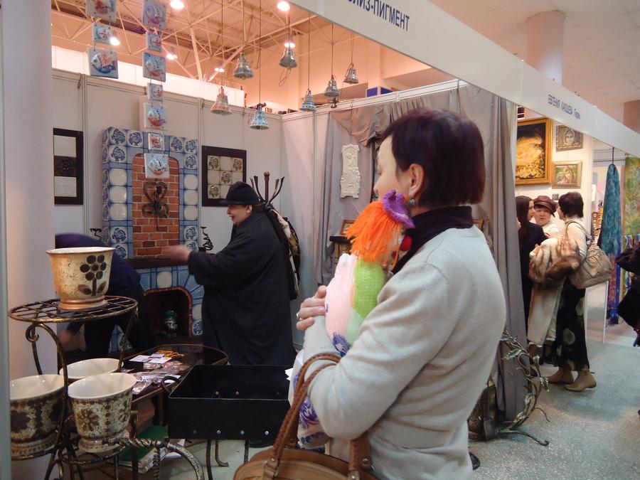 В Перми открылся международный арт-салон - фото 34