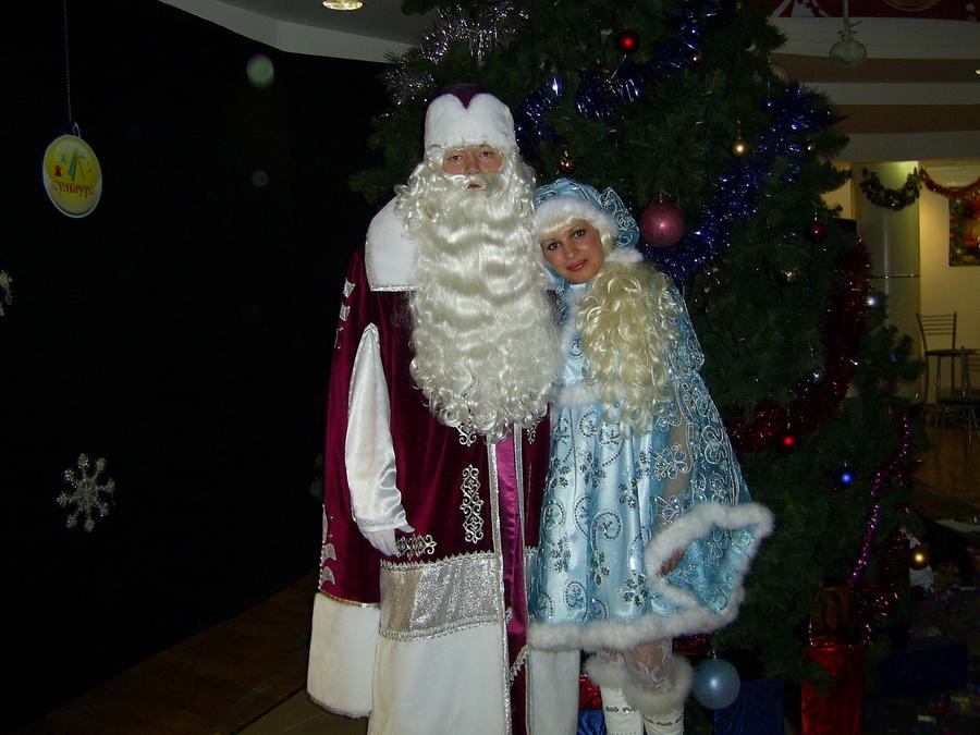 Легко ли быть Дедом Морозом?