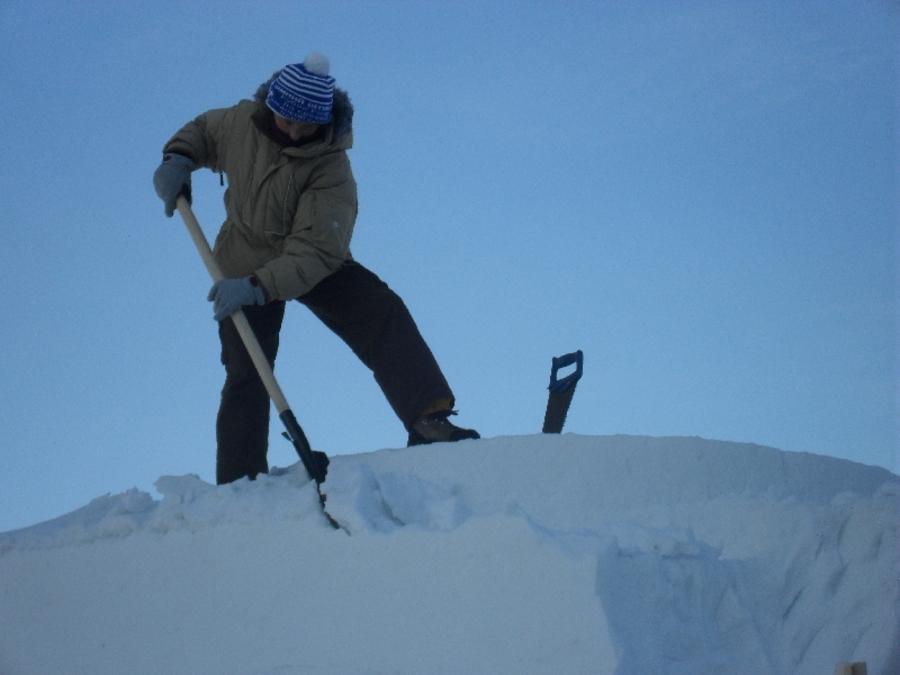В Перми начался «Зимний вернисаж» - фото 1