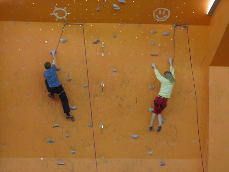 В Перми завершился чемпионат края по скалолазанию