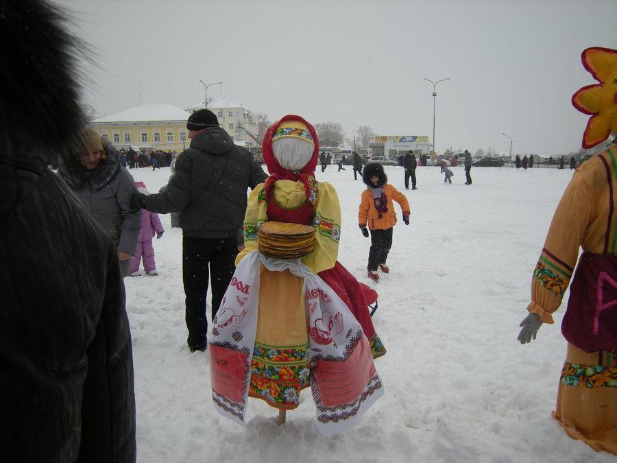 Соликамцы проводили зиму - фото 1
