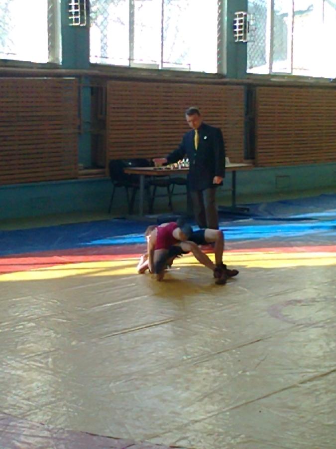 В Березниках прошли соревнования юных греко-римлян - фото 1