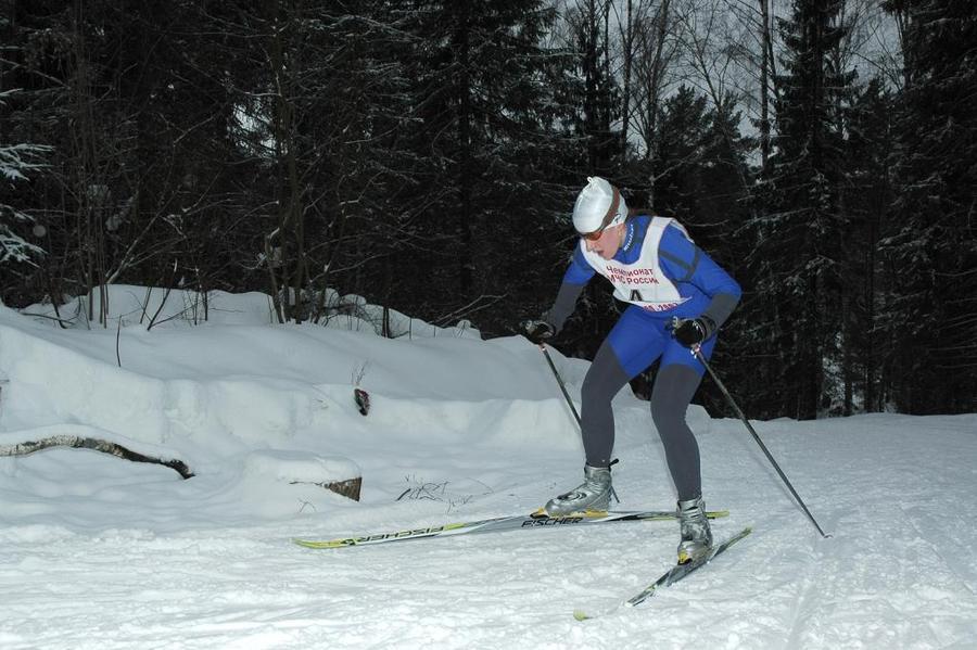 Пермская лыжница стала героиней Спартакиады МЧС