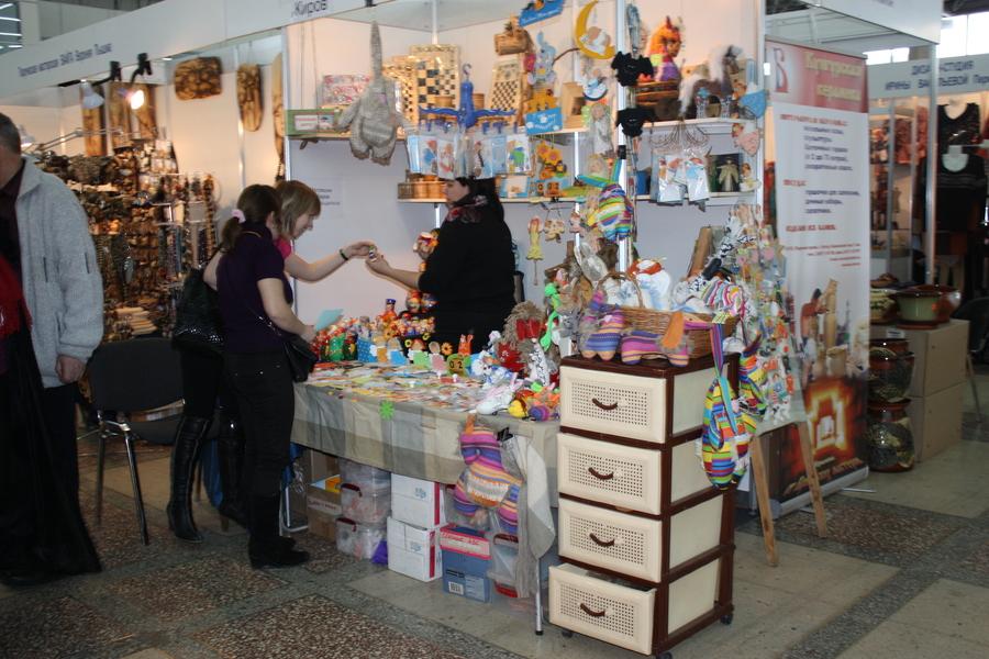В Перми открылась ярмарка ремёсел