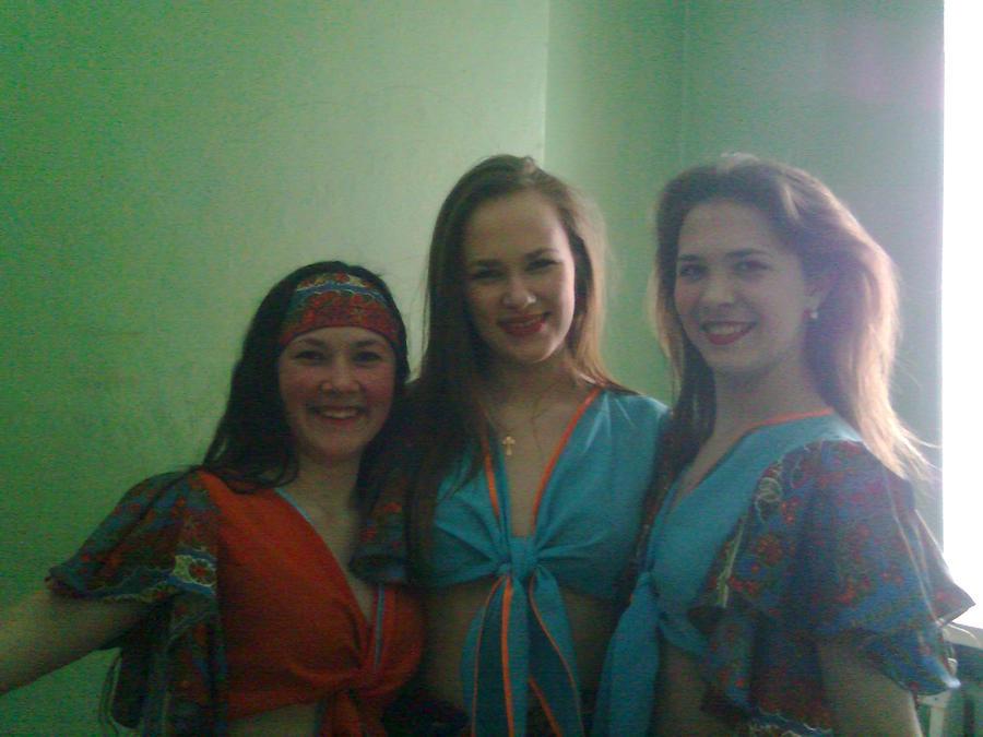 В Лысьве прошел мини-фестиваль хореографии «Ритмы города»
