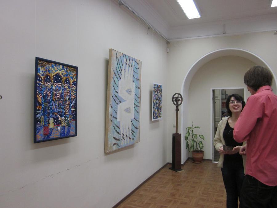 В Перми молодые художники представили экспозицию «Обстоятельства» - фото 1
