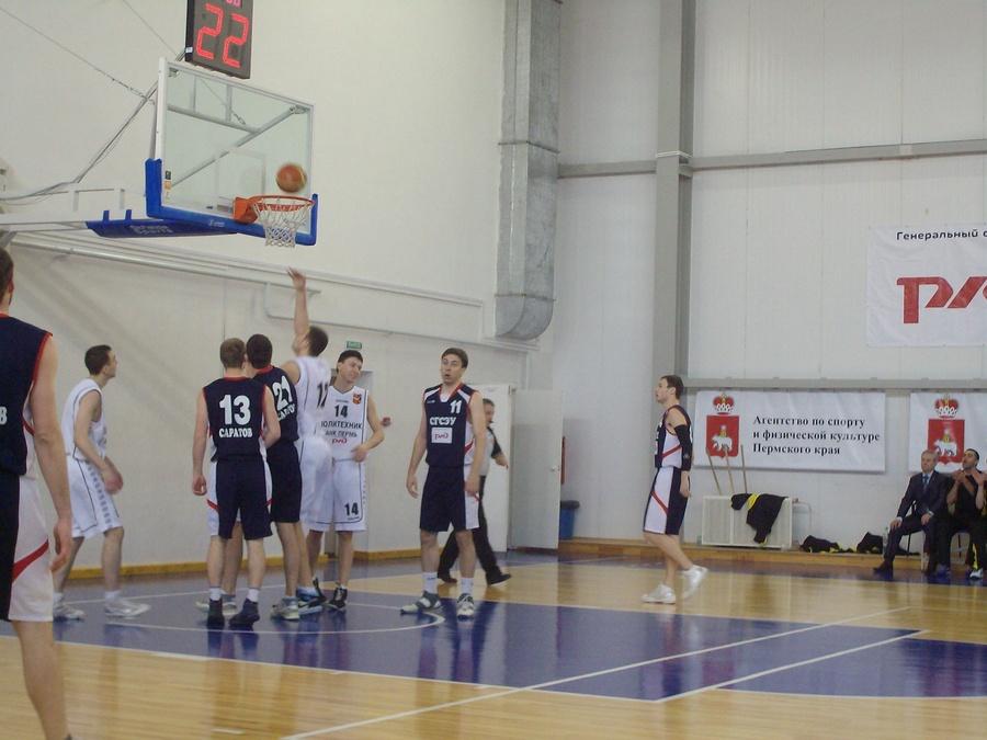 Пермские студенты встретились в финале с саратовскими - фото 1