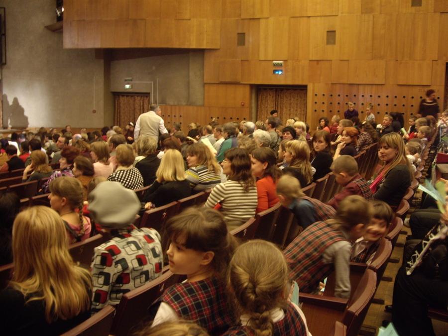 В Перми прошел «звездный» гала-концерт - фото 1