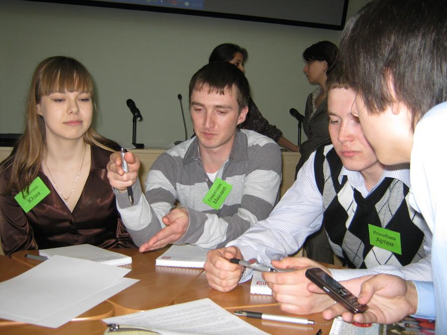 В Пермском политехе студенты взяли старт в Лукойл - фото 1