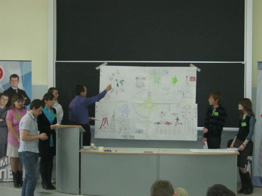 В Пермском политехе студенты взяли старт в Лукойл - фото 3
