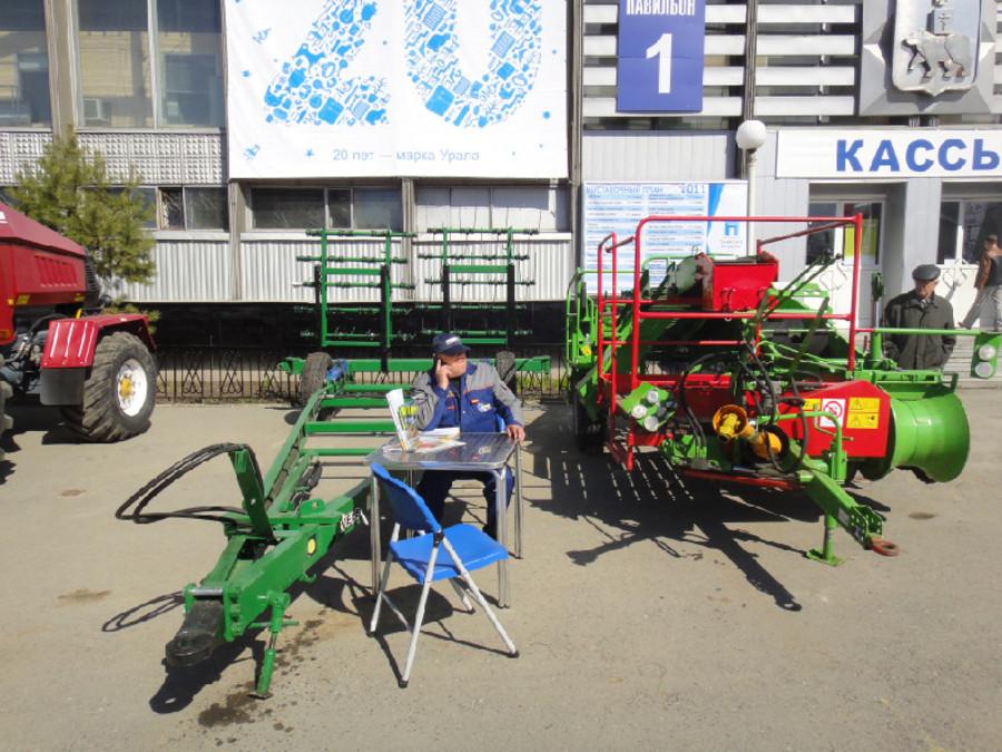 Садоводы и огородники Перми собрались в одном месте - фото 19